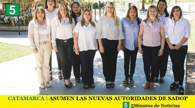 CATAMARCA | ASUMEN LAS NUEVAS AUTORIDADES DE SADOP