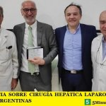 MAGISTRAL CONFERENCIA SOBRE CIRUGÍA HEPÁTICA LAPAROSCÓPICA EN MALVINAS ARGENTINAS