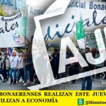 JUDICIALES BONAERENSES REALIZAN ESTE JUEVES UN PARO TOTAL Y MOVILIZAN A ECONOMÍA
