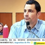 MAURO GARCÍA ES EL NUEVO INTENDENTE ELECTO DE GENERAL RODRÍGUEZ | Argentina de Pie ☀️