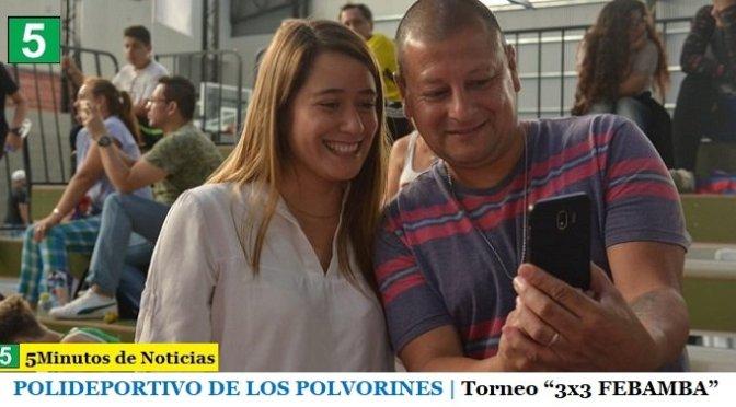 "POLIDEPORTIVO DE LOS POLVORINES | Torneo ""3×3 FEBAMBA"""