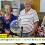 El Municipio de Hurlingham realizó el sorteo de fin de año para los buenos contribuyentes