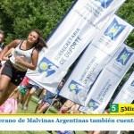 LA COLONIA DE VERANO DE MALVINAS ARGENTINAS TAMBIÉN CUENTA CON CLÍNICAS DE ATLETISMO