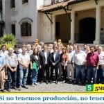 """Axel Kicillof: """"Si no tenemos producción, no tenemos Provincia"""""""