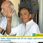 CASO MILAGRO SALA: DIPUTADOS DEL PJ DE JUJUY QUIEREN LA INTERVENCIÓN DE LA JUSTICIA PROVINCIAL