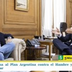 CÓRDOBA SE SUMA AL PLAN ARGENTINA CONTRA EL HAMBRE Y RECIBE 117 MIL TARJETAS ALIMENTAR