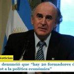 """Oscar Parrilli denunció que """"hay 20 formadores de precios que hacen un boicot a la política económica"""""""