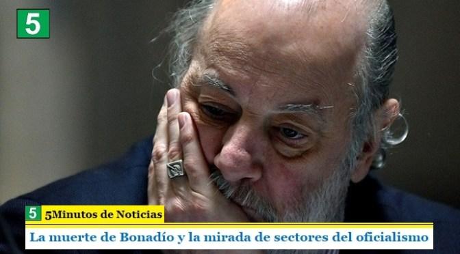 La muerte de Bonadío y la mirada de sectores del oficialismo