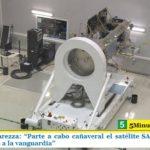 "Ministro Salvarezza: ""Parte a cabo cañaveral el satélite SAOCOM 1B, que pondrá al país a la vanguardia"""