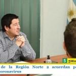 Intendentes de la Región Norte 2 acuerdan políticas para enfrentar el coronavirus