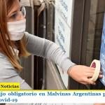 Uso de barbijo obligatorio en Malvinas Argentinas para frenar el avance del Covid-19
