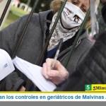 Se acentúan los controles en geriátricos de Malvinas Argentinas