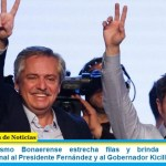 El Peronismo Bonaerense estrecha filas y brinda su apoyo incondicional al Presidente Fernández y al Gobernador Kicillof