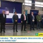 """Presidente Fernández: """"Es un escenario desconocido y la normalidad que conocimos no existe más"""""""