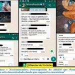 """Plataformas y Narcomenudeo: Preocupación de ASiMM que denuncia """"la situación está descontrolada desde que empezó la cuarentena"""""""