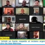 El Parlasur brindó un fuerte respaldo al reclamo argentino por la soberanía sobre las Islas Malvinas