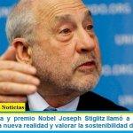 El economista y premio Nobel Joseph Stiglitz llamó a acreedores a adaptarse a la nueva realidad y valorar la sostenibilidad de la deuda