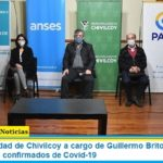 La Municipalidad de Chivilcoy a cargo de Guillermo Britos informó dos nuevos casos confirmados de Covid-19