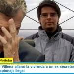 El juez federal Villena allanó la vivienda a un ex secretario de Macri en la causa por espionaje ilegal