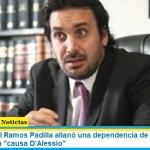 El juez federal Ramos Padilla allanó una dependencia de Prefectura en el marco de la «causa D'Alessio»