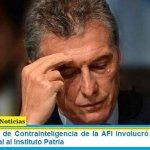 El ex director de Contrainteligencia de la AFI involucró a Macri en el espionaje ilegal al Instituto Patria