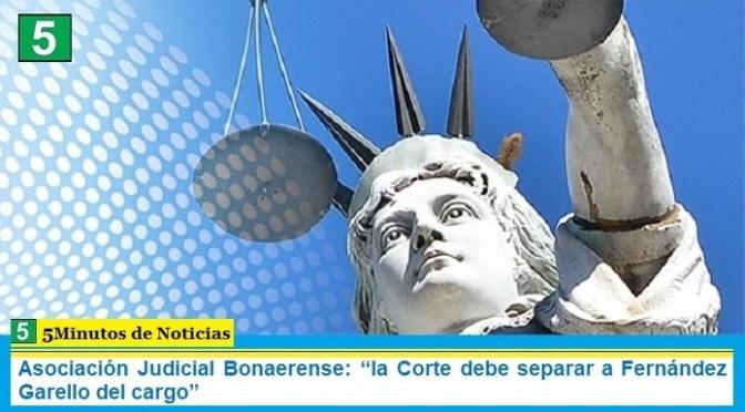 AJB, Asociación Judicial Bonaerense, Federación Judicial Argentina, Fernández Garello