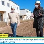 La ministra Bielsa adelantó que el Gobierno presentará esta semana el nuevo esquema del Procrear