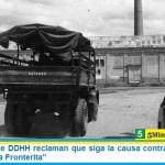 """Organismos de DDHH reclaman que siga la causa contra exdirectores del ingenio """"La Fronterita"""""""