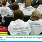 Lesa Humanidad | Comienzan en Mar del Plata los alegatos en el juicio por la causa CNU II