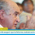 Oscar Parrilli aseguró que la Reforma Judicial será aprobada