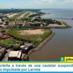 La Justicia porteña a través de una cautelar suspendió la venta de Costa Salguero impulsada por Larreta