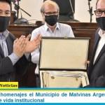 Con sentidos homenajes el Municipio de Malvinas Argentinas celebró sus 25 años de vida institucional