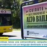Malvinas Argentinas lanza una extraordinaria campaña creativa para cuidarse del coronavirus con un lenguaje destinado a los jóvenes