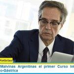 Comenzó en Malvinas Argentinas el primer Curso Internacional de Cirugía Esófago-Gástrica