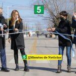 El Presidente Alberto Fernández inauguró en simultáneo 100 obras en toda la Argentina