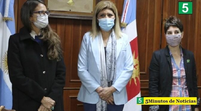 Gómez Alcorta firmó convenios en Santiago del Estero: «La Ley Micaela es imprescindible y absolutamente central»