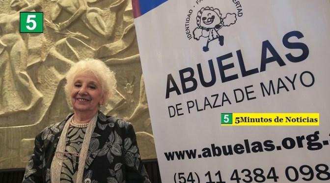 """Abuelas de Plaza de Mayo lanzó una nueva campaña para encontrar más nietos bajo el hashtag """"VolvéAPensarlo"""""""