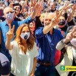 Alak y Tolosa Paz en el plenario del Frente Amplio Peronista: «Trabajar por el triunfo del peronismo»