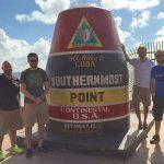 Doing the Work of Evangelism in Key West!