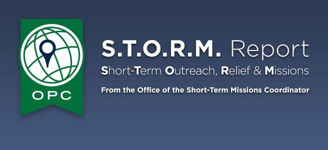 S.T.O.R.M. Report