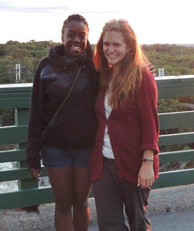 2015 Quebec E4K Suzy and Jennifer CROPPED photo from Jennifer Nelson