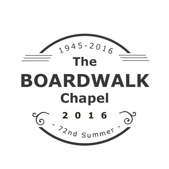2016 - New Boardwalk Chapel Logo
