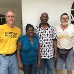 Repairs to Missionary Home in Haiti