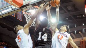 Field goals were few and far between for Harvard at Virginia Sunday. (foxsports.com)