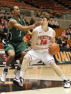 Spencer Weisz notched 16 points, six rebounds, three assists and three steals against Dartmouth. (nj.com)