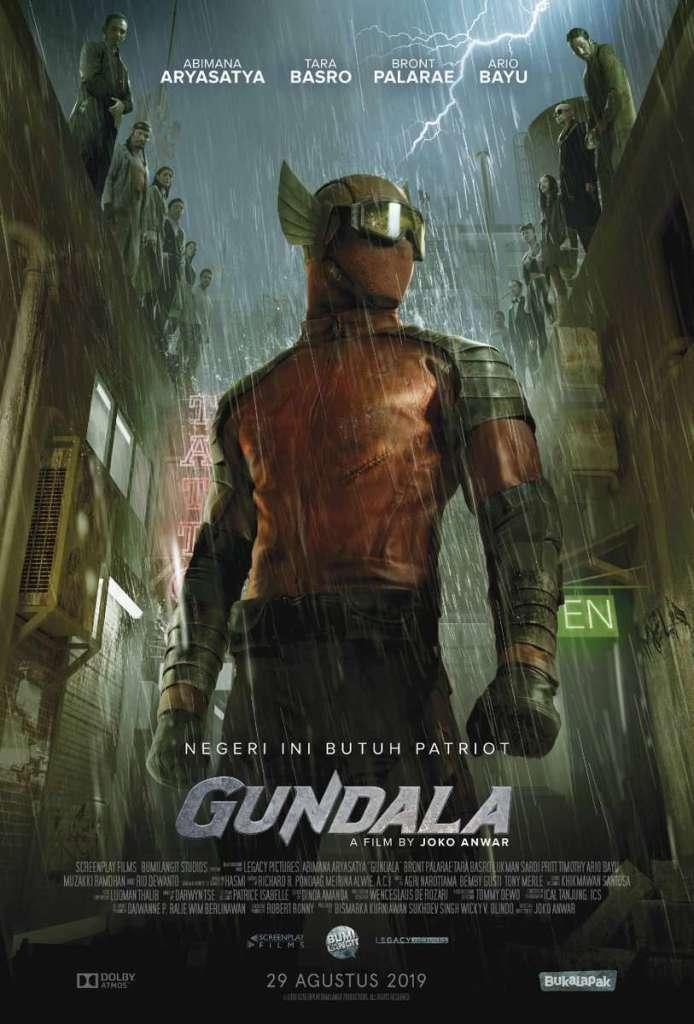 Film Gundala 2019