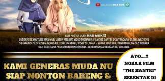 Tonton Film The Santri