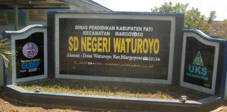 SDN Waturoyo Margoyoso Pati