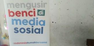Mengusir Benci Media Sosial