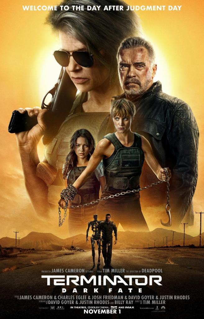 Film Terminator Dark Fate